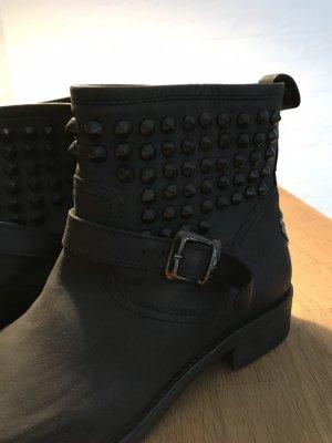 Coole Boots, Biker Boots, Stiefel, Neu, Gr 40