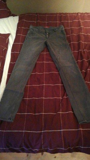 Coole Boyfriend Jeans grau 38 S. Oliver