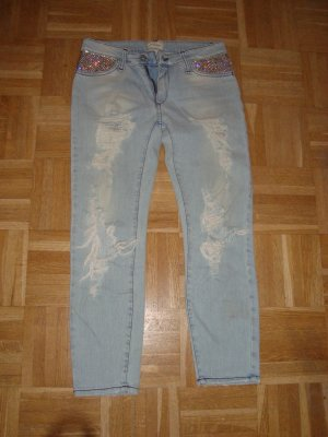 MET Boyfriend Jeans multicolored