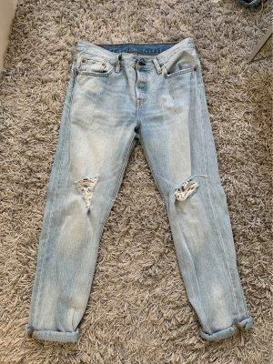 Coole Boyfriends Jeans von Levi's