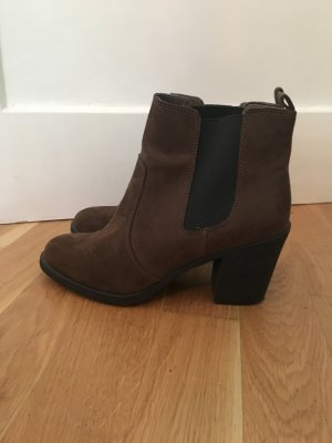 Coole braune Boots