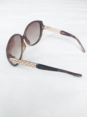 Coole Brille von Missoni, braun-gold, super Zustand