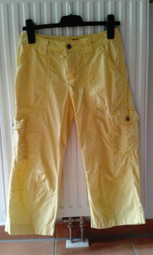 Esprit High-Waist-Shorts yellow