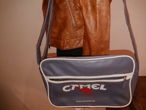 College Bag silver-colored