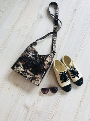 Coole Crossbody Tasche neu Animal Print