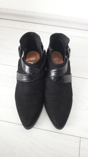 Coole Cut Out Boots spitz