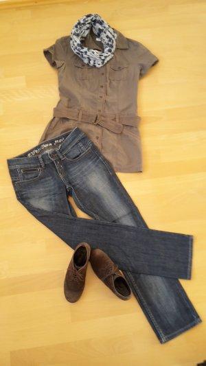 Esprit Jeans bootcut bleu acier