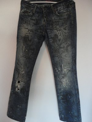 Coole destroyed Jeans in Gr. 38