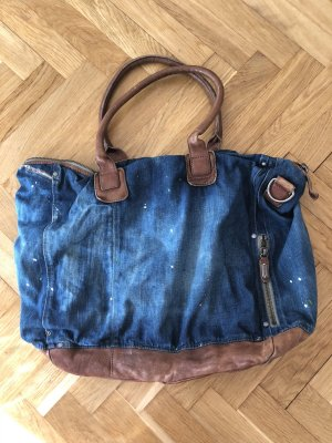 Coole Diesel destroyed Jeans Shopper