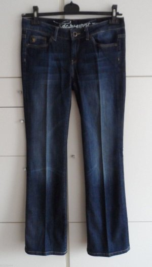 coole EDC by ESPRIT Denim Jeans W 28 L 32 Modell: TWO BOOTCUT