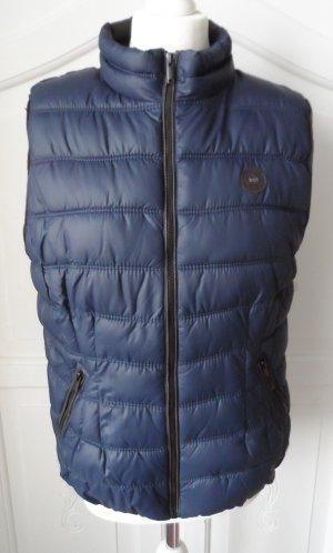 coole EDC by Esprit Stepp Weste Gr. XL Dunkelblau nur 1 x getragen