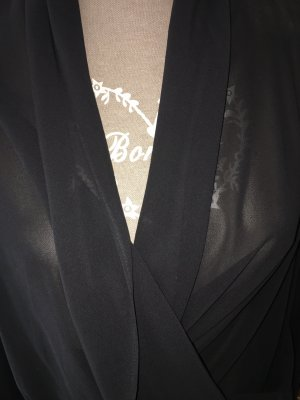 Coole edle fast durchsichtige Bluse zum reinschlüpfen