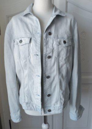 coole Esprit Jeansjacke Gr. XL (42) hellblau nur wenig getragen