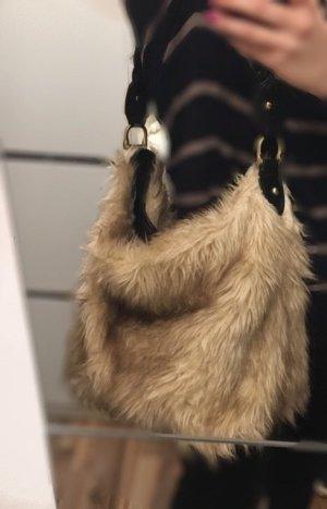 Coole Fake Fur Tasche