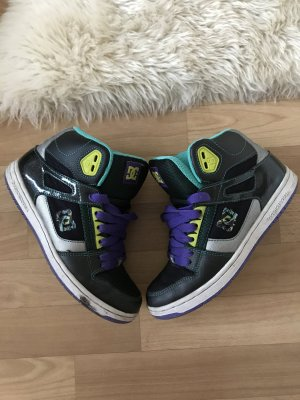 DC Shoes High Top Sneaker multicolored