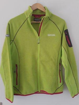 coole Fleece-Jacke in Strickoptik von Regatta, Gr. 40