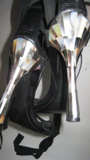 Coole Gucci Spektakuläre Sandaletten Stilettos 12 cm Luxus Pur NP 799 €