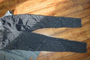 Coole H&M Biker Leggins Gr. M/40/42