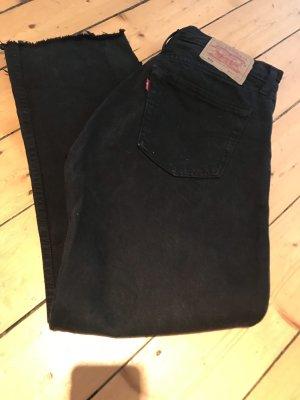 Levi's Jeans 7/8 noir