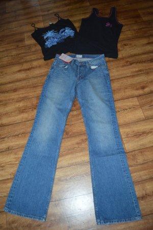 Coole Hilfiger Denim Jeans Gr. 36 Neu