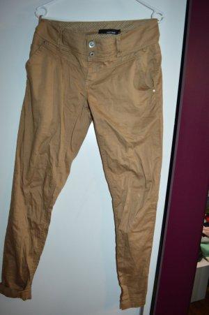 Tally Weijl Pantalone cargo marrone chiaro-marrone