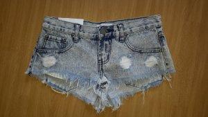 Coole Hotpants von Glamorous in Größe XS, neu