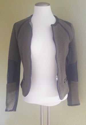 Coole Jacke im Leder-Look von H&M