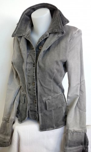 Coole Jacke im Used-Look (Gr. S)