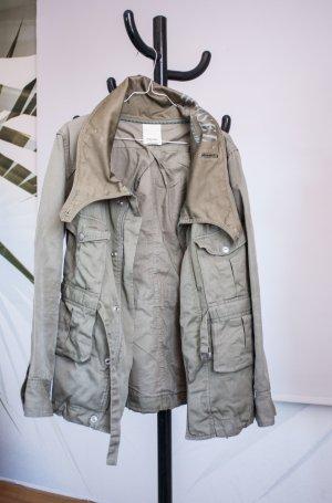 Coole Jacke in Grün von Diesel in Größe S
