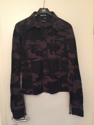 Coole Jacke/ Overshirt von Bench in Größe L
