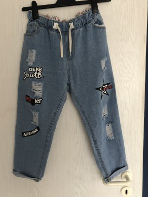 7/8 Length Jeans multicolored
