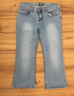 3/4 Length Trousers azure