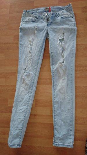 Only Jeans bleu clair