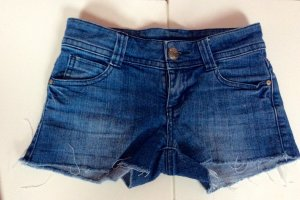 coole Jeans-Hotpants