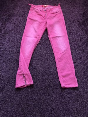 Biba Jeans a sigaretta rosa