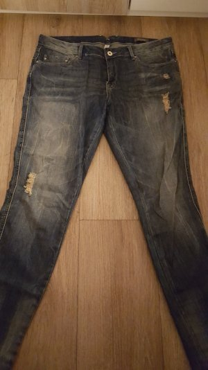 Coole Jeans im Used Look MANGO Gr. 40