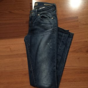 Coole Jeans im Used-Look von Guess