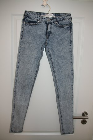 Coole Jeans in 80's styleoptik