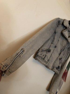 coole Jeans Jacke