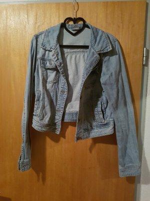 Coole Jeans Jacke S Größe