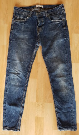Coole Jeans mit cooler Waschung M 40-42