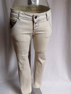LTB Jeans slim beige clair-beige