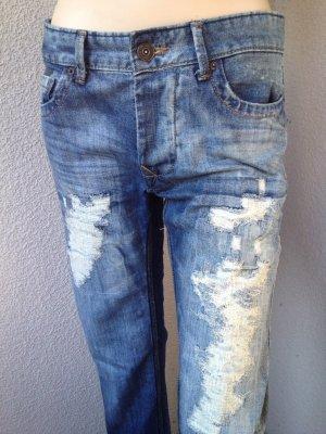 Coole Jeans von Fishbone - Gr. 38 (Länge: 32)