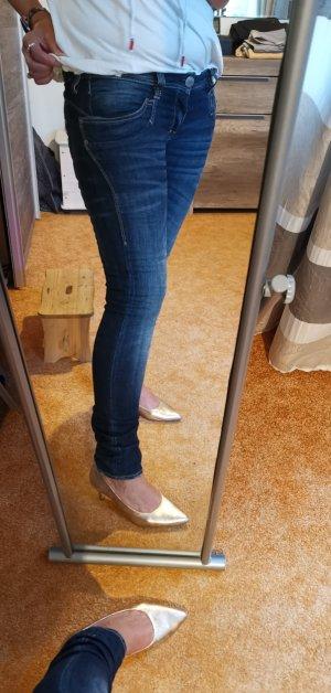 Coole Jeans von Herrlicher Piper slim 5650 Gr 29/32