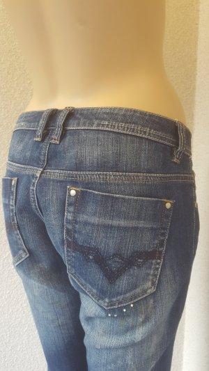 Jean Paul Boot Cut spijkerbroek blauw