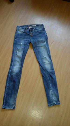 Coole Jeans von Please in Größe XXS