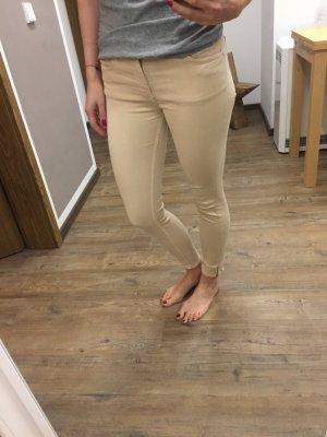 Coole Jeans von ZARA in Rosé