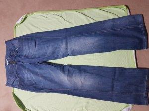 coole Jeans weites Bein