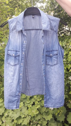 coole Jeans Weste in S