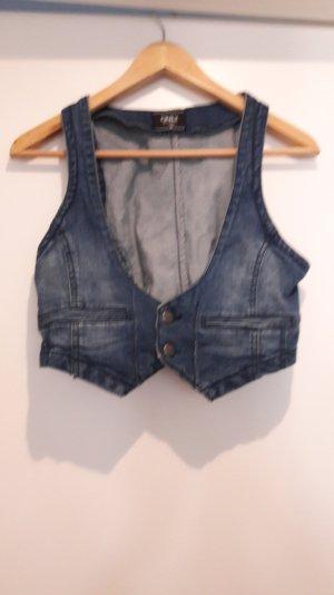 Coole Jeans-Weste von Only